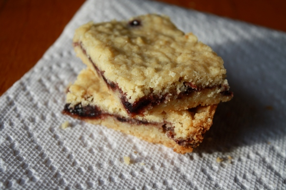 blackberry bars