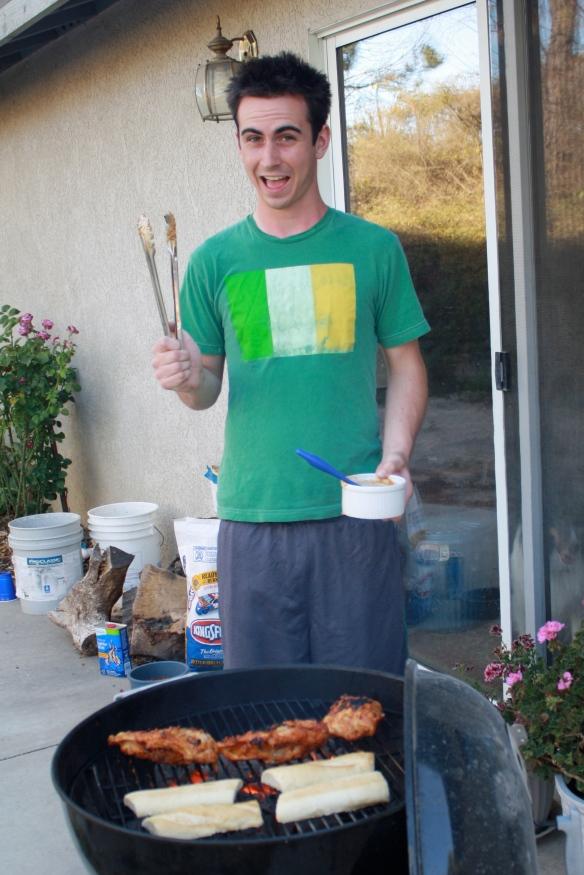 Grill Master Joe