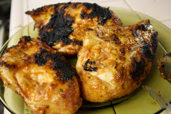Spicy Grilled Citrus Chicken