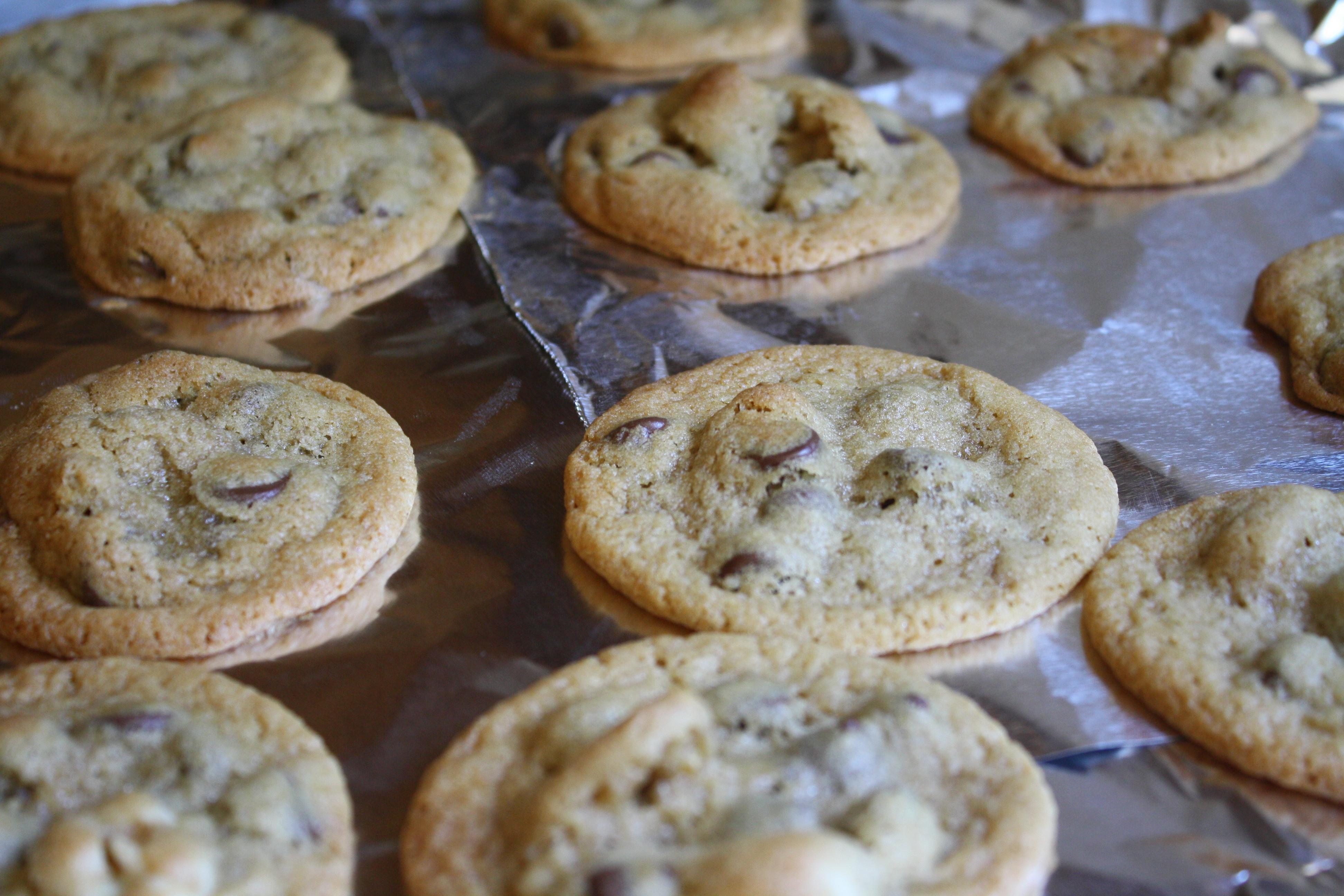 Guittard Chocolate Chip Cookies | Sweet Life Laur