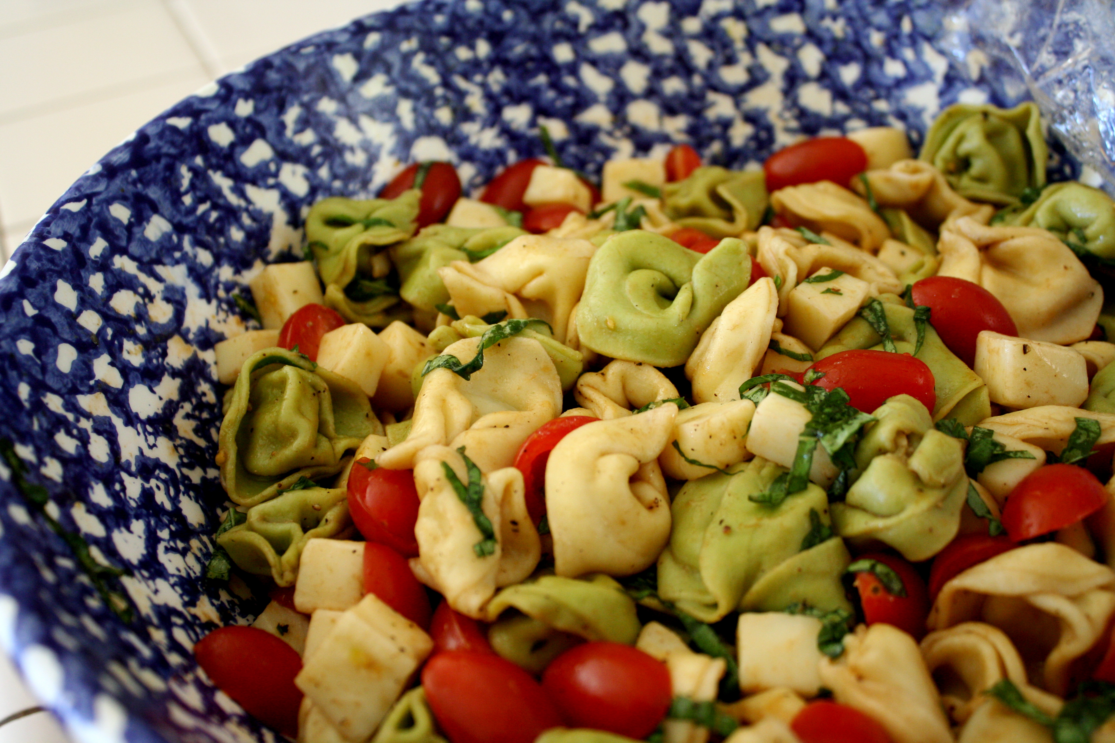 Zesty Tortellini Salad Recipes — Dishmaps