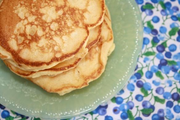 aerial pancakes
