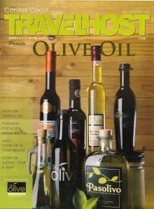 "Central Coast Travelhost July-September 2009 ""Featured: Focaccia Bread Recipe!"""