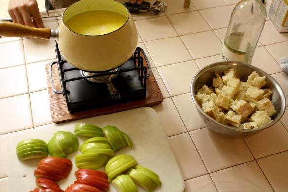fondue!