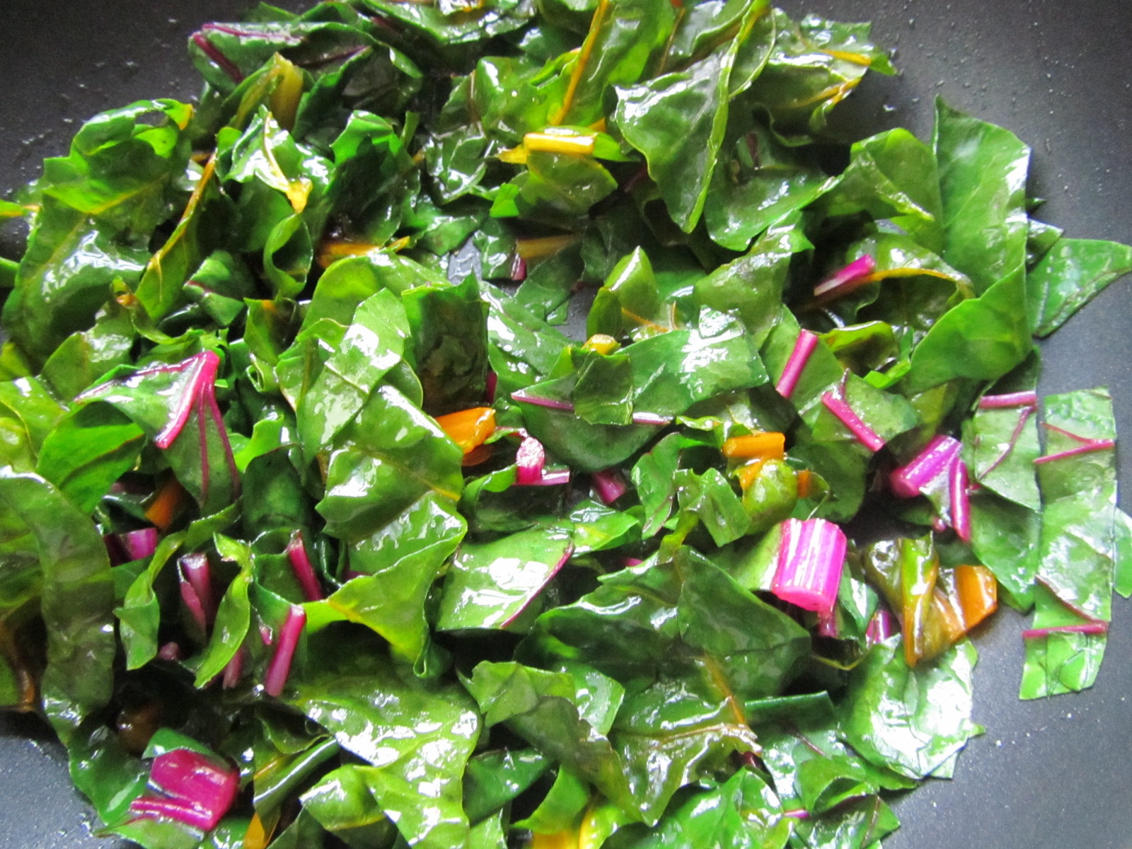 the oven for 10 rainbow chard or swiss chard rainbow swiss chard